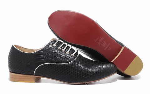 louboutin homme chaussure classe